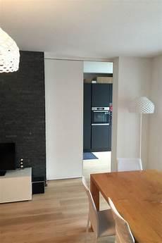 raumteiler küche wohnzimmer raumteiler schiebet 252 ren f 252 r k 252 che wohnung 81379 m 252 nchen
