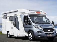 Komfortables Wohnmobil Ideal F 252 R 2 Personen D3 Classic
