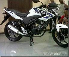 Modifikasi Cb150r 2014 by Modifikasi Cb150r Velg Jari Jari Fairing