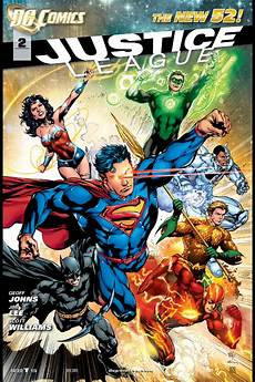 justice league 2 the new 52 flash justice league 2
