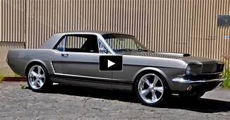 KILLER 1965 FORD MUSTANG COUPE RESTO MOD  HOT CARS