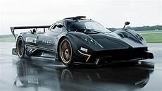 Clarkson Thrashes Pagani Zonda R Top Gear