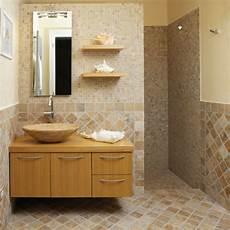 carrelage salle de bain travertin carrelage travertin pour salle de bain en naturelle