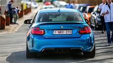 akrapovic exhaust bmw m2 bmw m2 f87 w akrapovic exhaust revs accelerations youtube