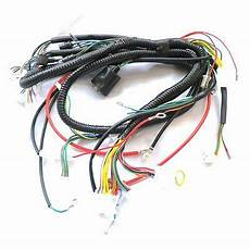 Gy6 150cc 11 Coil Stator Wire Harness Wiring Assembly Ebay