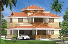 kerala model house plans with photos kerala villas keralahouseplanner