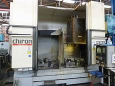 chiron fz28l machining center vertical exapro