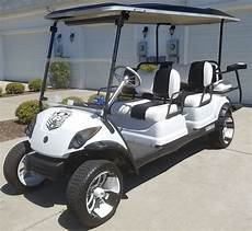 yamaha limo 48 volt golf cart no reserve for sale from