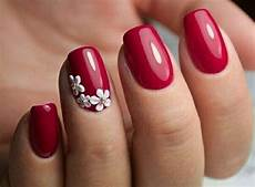8 splendid red nail designs ideas for a classic