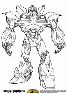 Malvorlagen Transformers In Transformers Coloring Pages Bumblebee Search