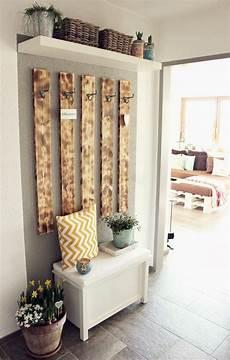 Diy Garderobe S Bastelkistle Diele Flur Hallway