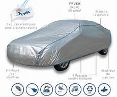 Housse Protection Auto Bache Voiture Int Ext En Tyvek