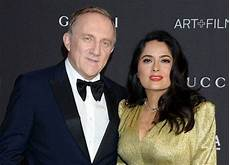 salma hayek husband salma hayek s billionaire husband offers 100 million to