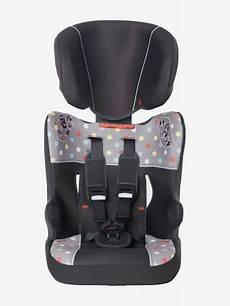 Vertbaudet Mitwachsender Auto Kindersitz Gruppe 1 2 3 In