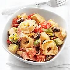 Tortellini Salat Rezept - caesar tortellini salad recipe taste of home