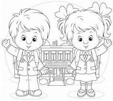places in the school coloring pages 18035 and places coloring pages boy and free printable and child