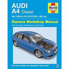 what is the best auto repair manual 2008 chrysler 300 engine control audi a4 2 0 diesel inc avant 2008 2015 08 65 reg haynes workshop manual ebay