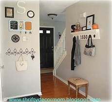 thrifty decor mom house tour wall color valspar quot frappe quot a lovely shade of gray october 2012