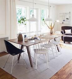 Wohnzimmer Mit Essbereich - 42 best skandinavisch images on dining room