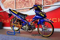 Jupiter Z 2010 Modifikasi by 40 Foto Gambar Modifikasi Jupiter Z Kontes Racing Look