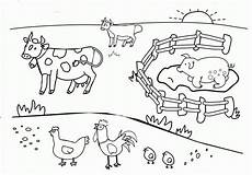Malvorlagen Tiere Bauernhof Animal Coloring Pages Best Coloring Pages For