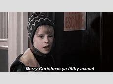 merry christmas you animal
