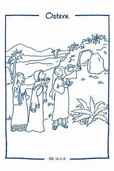Ausmalbilder Ostern Jesus Wo Ist Jesus Pfarrbriefservice De