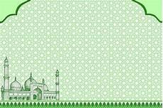 contoh islami contoh u