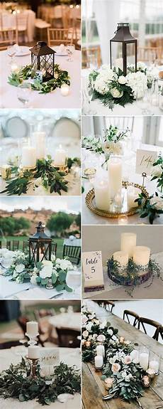 15 simple but elegant wedding centerpieces for 2019 trends centrepieces wedding decorations