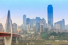 Chongqing Une Ville Chinoise Aussi Grande Que L Autriche