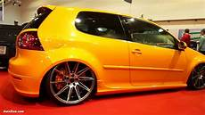 volkswagen golf 5 orange 2006 tuning 2 0 tdi 140ps hp