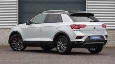Volkswagen New T Roc Sport 2018 White Silver 18 Inch