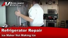 Kitchenaid Refrigerator Troubleshooting Water Dispenser by Refrigerator Repair Maker Maytag Kenmore