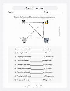 worksheets on directions for grade 4 11747 printable primary math worksheet for math grades 1 to 6 based on the singapore math curriculum