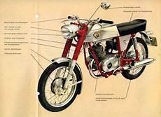 Maico Md 50 U 125 Prospekt Ca 1966 Nr Maico410