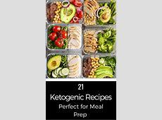 10 Keto Meal Prep Tips   21 Easy Keto Recipes To Make Ahead