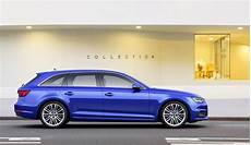 Nouvelle Audi A4 Avant 2015 3 Les Voitures