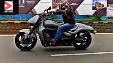 suzuki intruder m1800r review ride walkaround