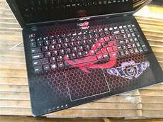 Jual Garskin Laptop Asus X550d Model Dan
