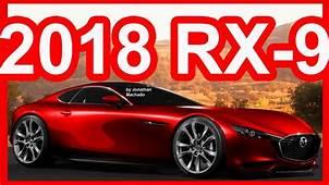 4K PHOTOSHOP New 2018 Mazda RX 9  Vision Concept