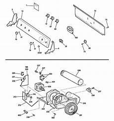 ge electric dryer parts diagram ge electric dryer parts model dwsr463eg5ww sears partsdirect