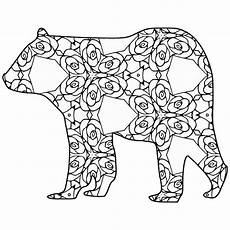 free coloring pages to print animals 17412 30 free printable geometric animal coloring pages the cottage market