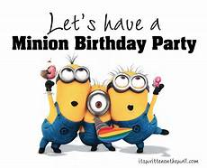 Malvorlagen Minions Happy Birthday It S Written On The Wall Despicable Me Minions Birthday