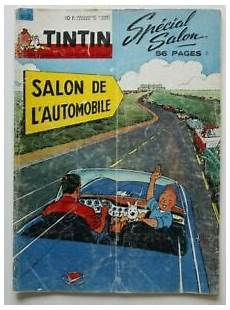 le journal de tintin canada 2 19e 233 e special salon de l