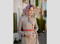 turkish coat style abaya (5)   Pakaian wanita, Model