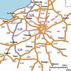 Carte De La Route