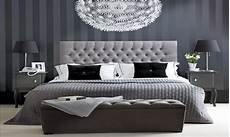 White And Gray Bedroom Ideas by Hotel Chic Bedroom Black White And Grey Bedroom Ideas