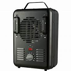 Small Space Heater With Thermostat 1500 watt milkhouse utility electric portable heater with