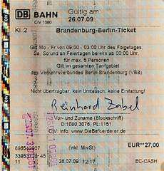 Fahrkarten Fotos 2 Bahnbilder De