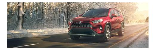 All New 2019 Toyota RAV4 Canadian Release Date